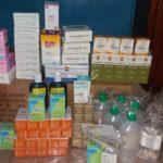 el stock de medicamentos